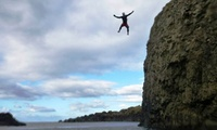 Coasteering NI: Rock Scrambling and Cliff Jumping (Up to 53% Off)