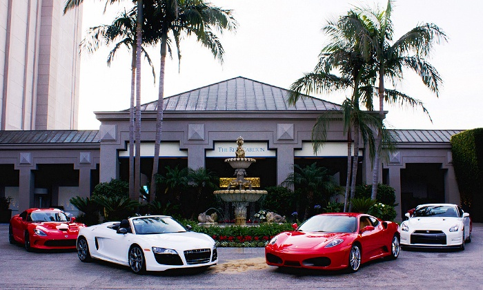 Club Sportiva - SoCal Location: $699 for an Exotic-Car Tour from Club Sportiva ($999 Value)