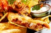 15% Cash Back at Burritoville Mexican Restaurant