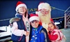Georgetown Loop Railroad - Devil's Gate Depot : $23 for a Holiday Train Adventure for Two from Georgetown Loop Railroad ($47 Value). Three Options Available.