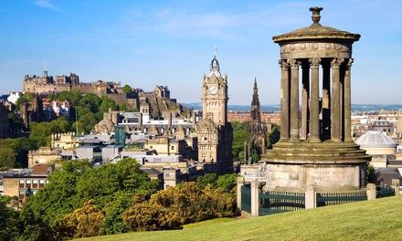 Edimburgo 4*: soggiorno in camera Queen per 2 persone a 83,50€euro