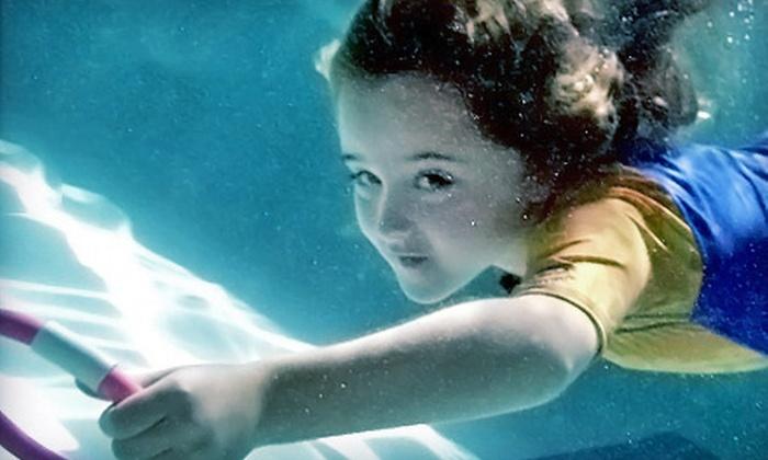 Sea Otter Swim Lessons - Sea Otter Swim School: Four Weeks of Private, Semiprivate, or Parent-Child Lessons at Sea Otter Swim Lessons (Up to 51% Off)