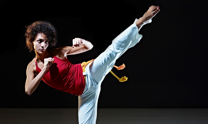 Capoeira Malês - Industrial District East: Capoeira Classes for Adults or Kids at Capoeira Malês (Up to 74% Off). Four Options Available.
