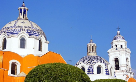 7-Day Culinary Tour of Central Mexico with Accommodations, Meals, and Alcohol from Epitourean