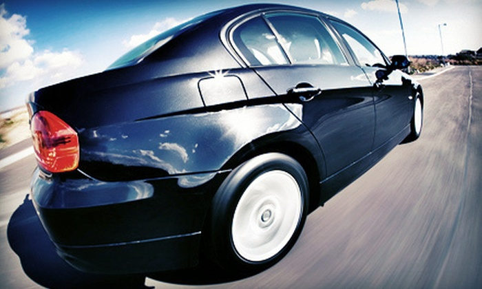 Executive Car Care - Rockcliffe - Smythe: One or Three Complete Auto-Detailing Gold Packages at Executive Car Care (Up to 76% off)