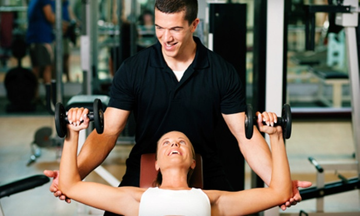Fitness 19 - Multiple Locations: 1-, 3-, 6-, or 12-Month Gym Membership at Fitness 19 (Up to 67% Off)