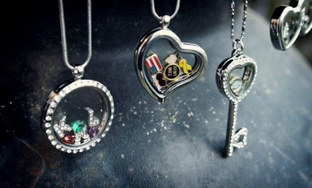 Hand-Stamped Jewelry from Stamp the Moment