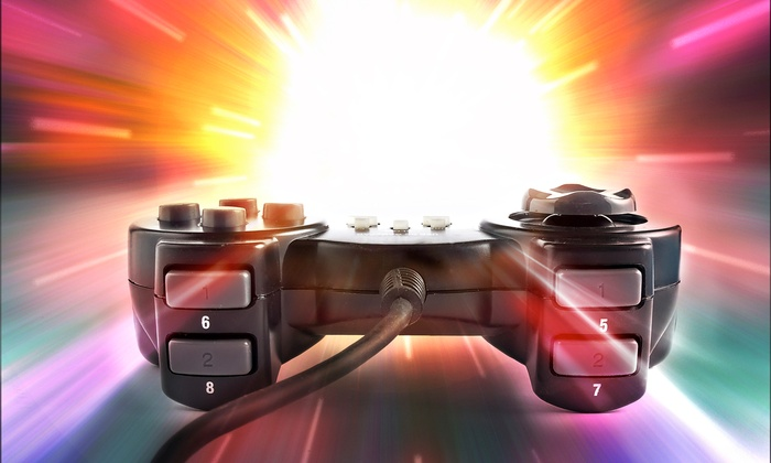 VR Playland - Stonebridge Ranch: One or Three Hours of Virtual Reality Video Gaming for One or Two at VR Playland (Up to 57% Off)