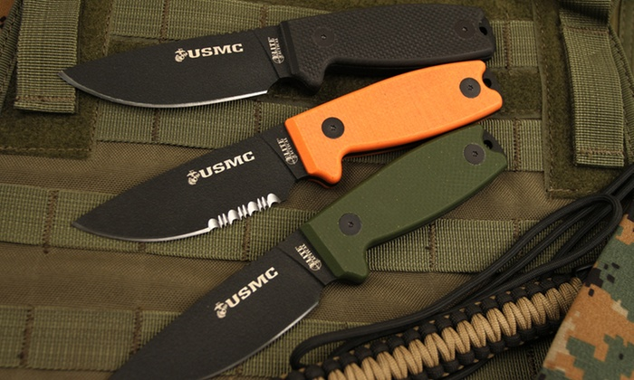 US Marine Elite Tactical Knife: US Marine Elite Tactical Knife. Multiple Colors Available. Free Returns.