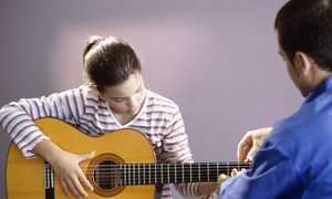 Intermezzo Academy of Music LLC: $45 for Four 30-Minute Private Music Lessons at Intermezzo Academy of Music, LLC ($100 Value)