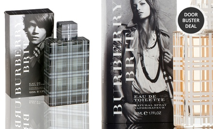 Burberry Brit Men's Eau de Toilette or Women's Eau de Toilette or Eau de Parfum; 1.7 or 3.3 Fl. Oz. from $27.99—$39.99