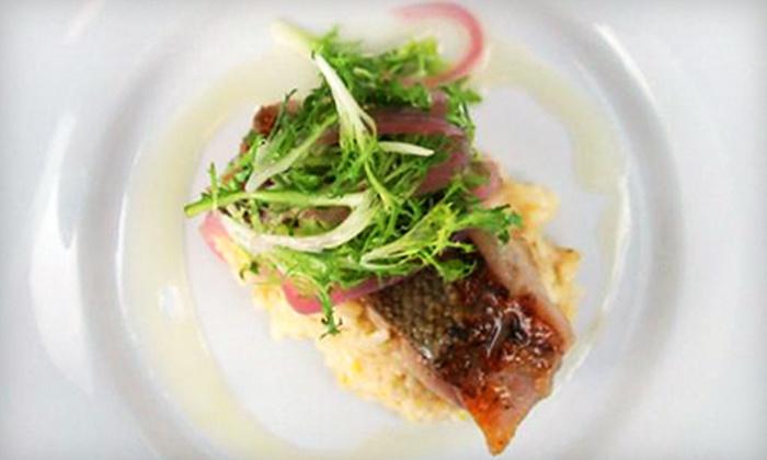 Venue - North Denver,West Highland: $30 Worth of Seasonally Inspired Bistro Food