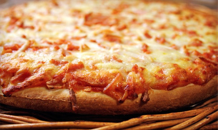 Aleda's Pizza - Southlake: Pizza at Aleda's Pizza (Up to 53% Off). Two Options Available.