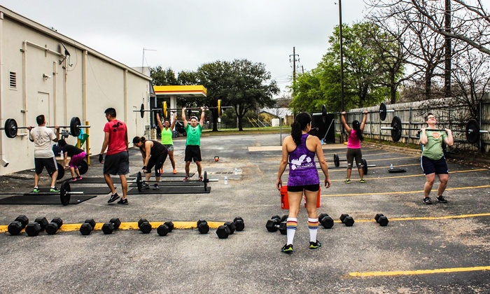 Bat City Crossfit - Milwood: One or Two Months of Unlimited CrossFit Classes with a Fundamentals Course (Up to 74% Off)