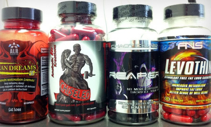 Absolute Nutrition - Multiple Locations: $15 for $30 Worth of Nutrition and Weight-Loss Supplements at Absolute Nutrition