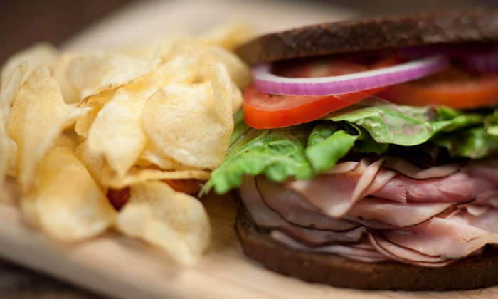 4 Girls Deli - Houston: Sandwiches and Deli Cuisine at 4 Girls Deli (Up to 50% Off). Two Options Available.