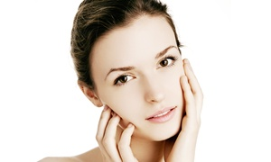 Luxe Blue Laser & Med Spa: One, Four, or Six Microdermabrasion Treatments with Aromatherapy at Luxe Blue Laser & Med Spa (Up to 85% Off)