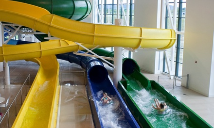 $50 for Two to Visit Wings and Waves Waterpark at Evergreen Museum Campus (Up to $64 Value)