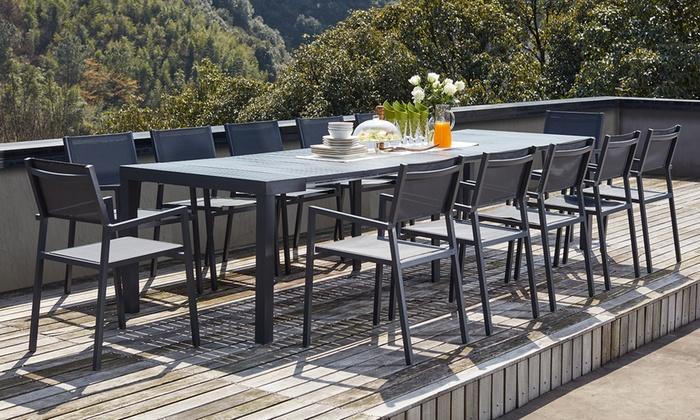 jusqu\'à 42% Console extensible jardin/terrasse | Groupon