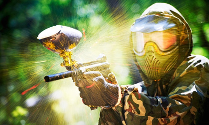 Mighty Sports Center - Mighty Sports Center: All-Day Paintball with Equipment Rental for Two, Four, or Eight at Mighty Sports Center (Up to 59% Off)