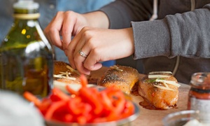 Ashley Famous Culinary Arts Cooking School: $158 for a Two-Hour In-Home Cooking Lesson from Ashley Famous Culinary Arts Cooking School ($250 Value)