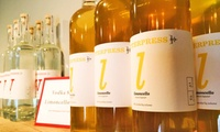 GROUPON: Up to 58% Off Distillery Tour and Tasting Letterpress Distilling
