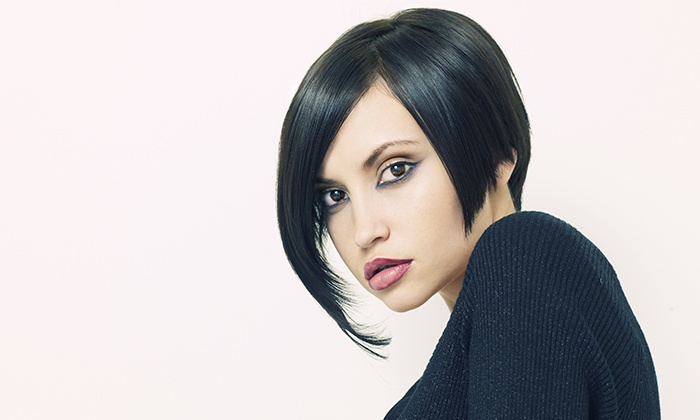 ego the salon - Boca Raton: Haircut and Blowout or Full Head Highlights at ego the salon (Up to 52% Off)