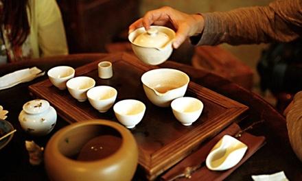 2 Stunden Tee-Seminar inklusive Verkostung und Gebäck in der Shennong Tea Lounge ab 19,90 € (bis zu 63% sparen*)