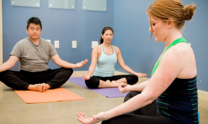 Body Reflects - Interbay: Five Yoga Classes at Body Reflects (65% Off)