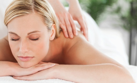 One or Two 60-Minute Massages at Shanti Om Spa (Up to 54% Off)