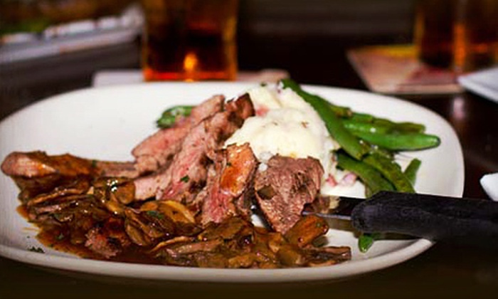 Park Lane Tavern - Courtland: $25 for a Classic American and Traditional European Meal for Two at Park Lane Tavern ($50 Value)