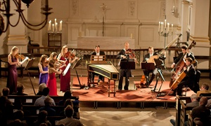 CMG Promotions: London Concertante: Vivaldi and Bach Concertos in St.Martin-in-the-Fields by Candlelight, 26 February (Up to 46% Off)