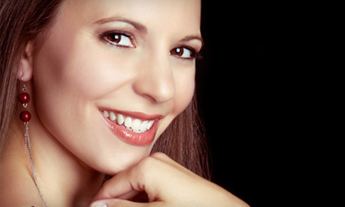 Feather Touch Dentistry - Allen: $59 for Dental Exam, Cleaning, X-rays, and Custom Whitening Tray Package at Feather Touch Dentistry ($520.99 Value)