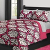 Damask or Paisley Bed in a Bag Sets