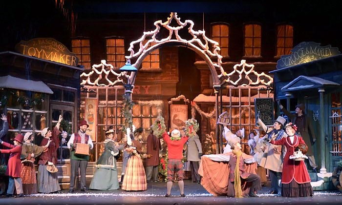 """""""A Christmas Carol"""" - Times-Union Center for the Performing Arts: """"A Christmas Carol"""" at Times-Union Center for the Performing Arts on December 23 at 7:30 p.m. (Up to 49% Off)"""