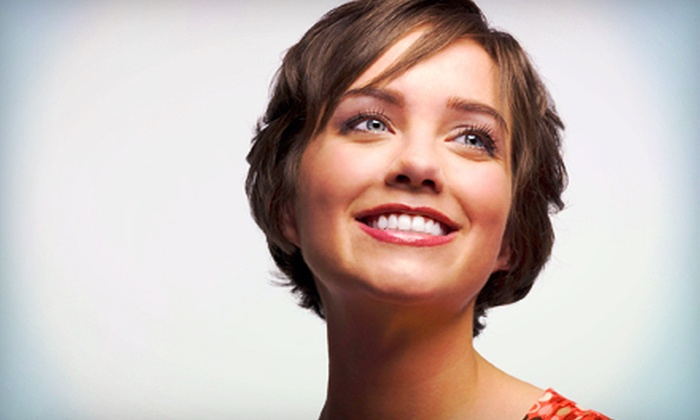 Dynamic Family Dentistry - Falls Church: Dental Exam with X-rays and Cleaning, or Zoom Teeth-Whitening Treatment at Dynamic Family Dentistry (Up to 77% Off)
