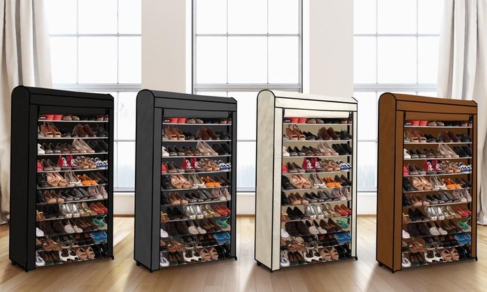 Meuble chaussure ext rieur meuble en palettes et - Rangement chaussure pas cher ...