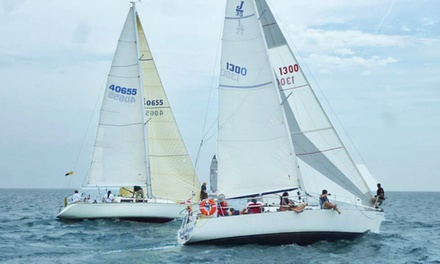 Two-Hour BYOB Sailing Cruise for Two or Six from Offshore Adventures Chicago (Up to 70% Off)