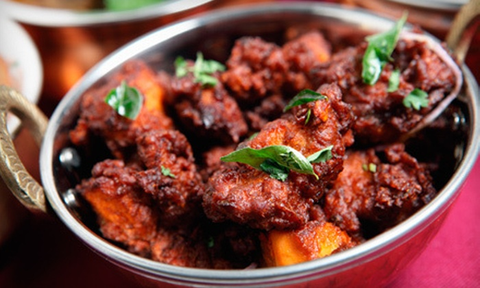 Kinara Lounge - Milpitas: Indian Cuisine for Two or Four at Kinara Lounge (Half Off). Two Options Available.