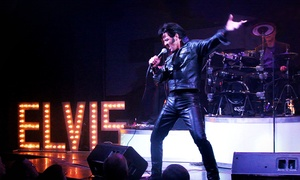 """All Shook Up, Tribute to the King"": ""All Shook Up, Tribute to The King"" at V Theater (Up to 70% Off)"