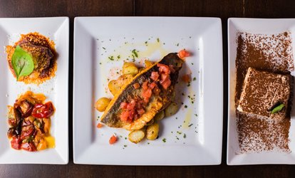 image for Three-Course Set Italian Meal for Two at Rucoletta Restaurant (50% Off)