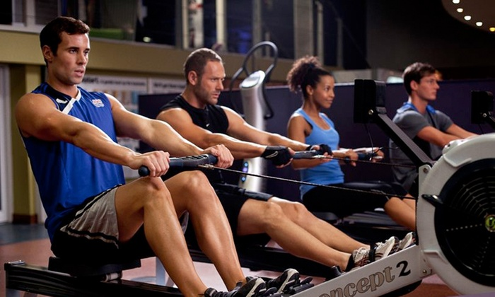 LA fitness: LA fitness: Ten Individual Day Passes Including Exercise Classes for £27 (82% Off)