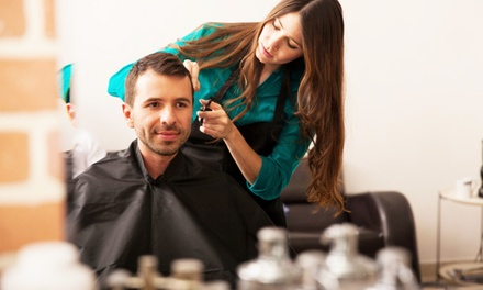 Salon Services at Salon Vaxxe (Up to 54% Off). Four Options Available.
