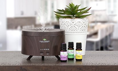 image for $20 For $35 Value Towards Essential Oils, Diffusers, and Body Care Products from Plant Therapy