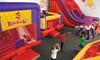 BounceU [DO NOT USE] - Multiple Locations: Unlimited Open Bounces, Three-Day Art or Technology Kids' Camp, or Private Kids' Party at BounceU (Up to 50% Off)