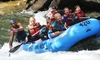 Paddle Inn Rafting - Paddle Inn Rafting: Self-Guided Whitewater-Rafting Trip for 4, 14, or 30 from Paddle Inn Rafting Company (Up to 45% Off)
