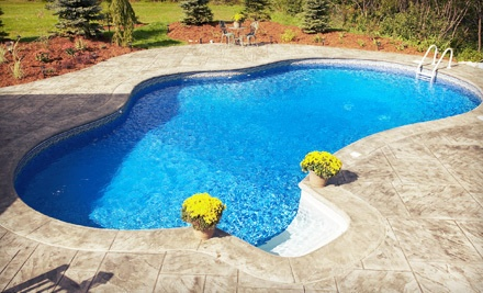2-Hour Pool Cleaning and Full-System Check-Up (a $150 value) - Sac Valley Pool Service in