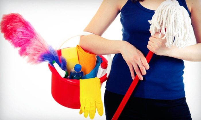 Twin Maid Cleaning Services - Calgary: One or Three Two-Hour Cleaning Sessions or Move-Out Deep Cleaning from Twin Maid Cleaning Services (Up to 70% Off)