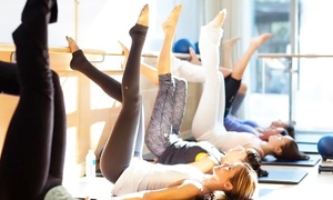Barre3: $129 for Two Months of Unlimited Barre Fitness Classes at Barre3 ($295 Value)