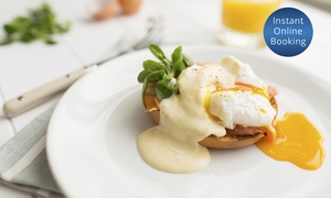 Penny Lane Bar And Cafe: Breakfast with Hot Drinks for Two ($25) or Four People ($49) at Penny Lane Bar and Café, Ultimo (Up to $86 Value)
